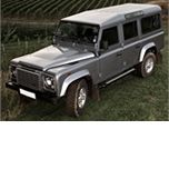 Defender 110 Hard Top and Station Wagon