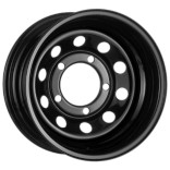 17 Inch Aftermarket Steel Wheels