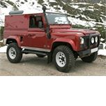Defender 90 Hard Top and Station Wagon