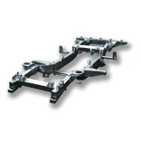 Complete Chassis - Galvanised