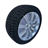 Wheel and Tyre Packages