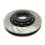 Rear Discs - 2.7 TDV6 / 4.0 V6