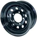 15 inch Aftermarket Steel Wheels