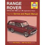 Range Rover 1986-1994