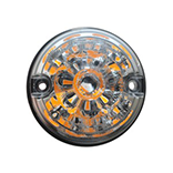 Clear Individual 73mm LED Lights