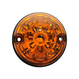 Coloured Individual 73mm LED Lights