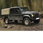 Defender 110 and 130 Double Cab Crew Cab Pick Up