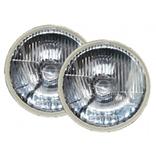 Left Hand Drive Halogen Headlamps