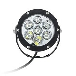 Round Driving Lights