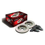 Brake Disc and Pad Kits