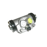 Rear Axle - drum brakes to KA930455