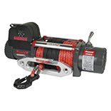 Samurai Next Generation Electric Winches