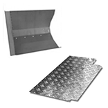 Footwells, Mud Shields, Floor Plates ETC