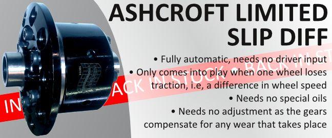 Ashcroft ATB