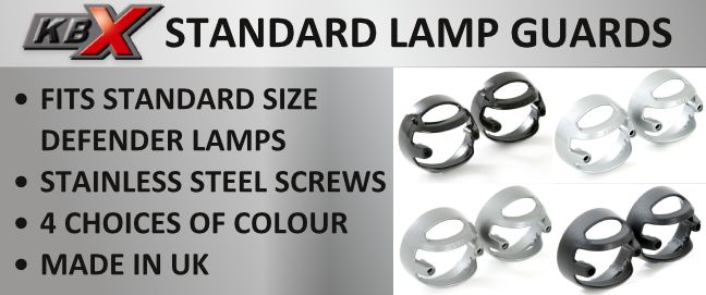 KBX Standard Lamp Guards