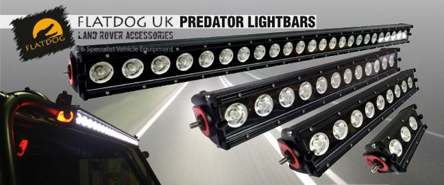 Predator LED Lightbars