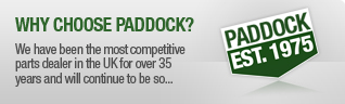 Why choose Paddock