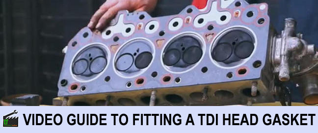 Fitting a TDI Head Gasket